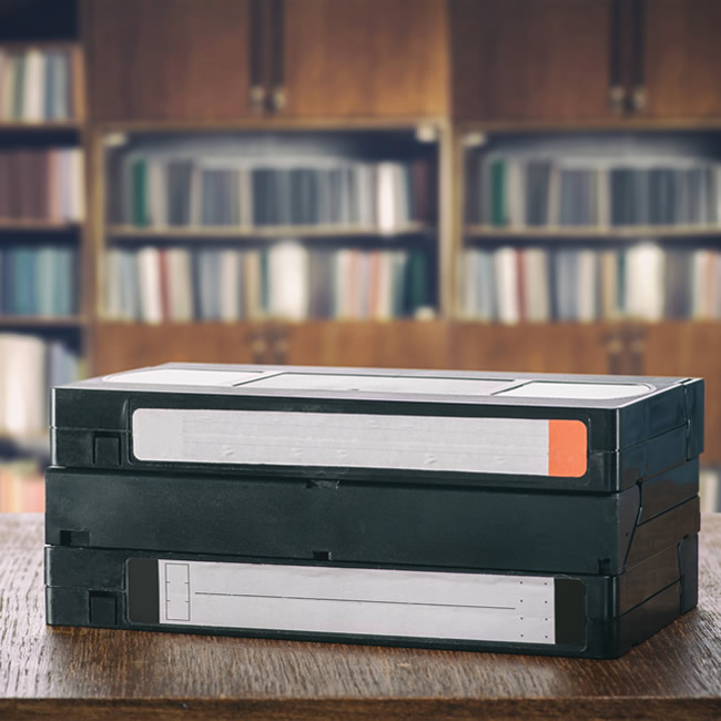 VHS Video Tape to DVD conversion